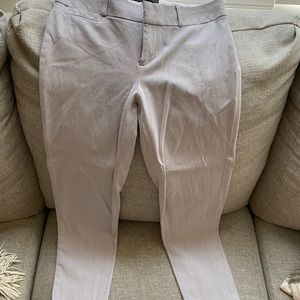 Banana Republic gray trouser